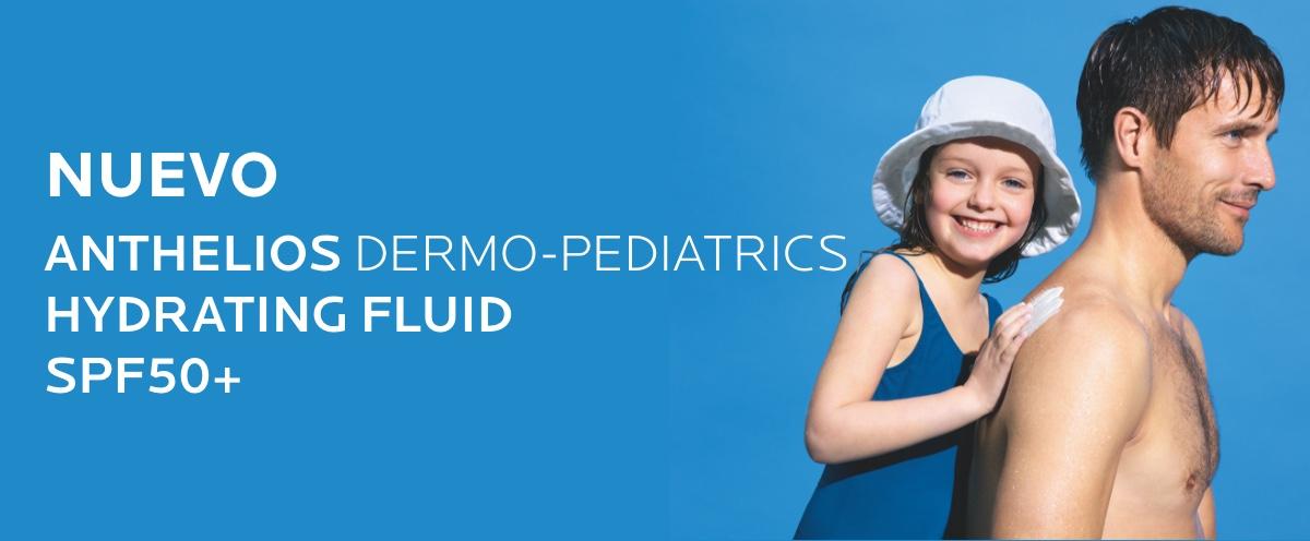 Nuevo anthelios dermo pediatrics